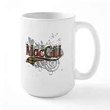 MacGill Tartan Grunge Mug