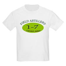 1st Bn 7th Field Artillery T-Shirt