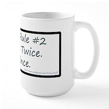 Quilting Rule #2 Mug