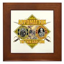 Appomattox Framed Tile