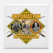 Appomattox Tile Coaster