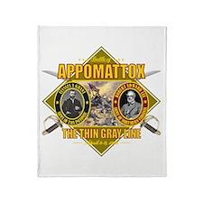 Appomattox Throw Blanket