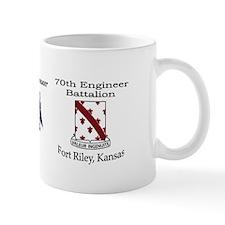 70th Engineer Bn Mug