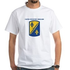 SSI - 158th Infantry Brigade with Text Shirt