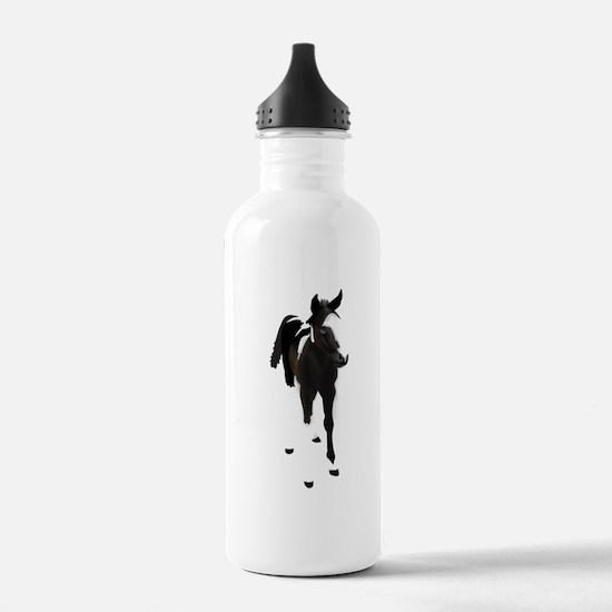 Cute Cowboy babies Water Bottle