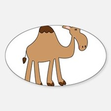 Thirsty Camel Stickers