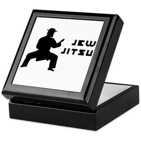 Jew Jitsu Keepsake Box