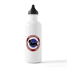 Unique Dandie dinmont terrier Sports Water Bottle