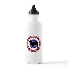 English Toy Spaniel Water Bottle