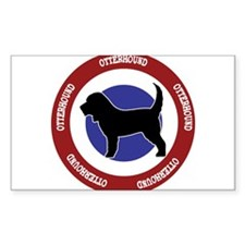 Otterhound Bullseye Decal