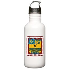 Portuguese Podengo Sports Water Bottle