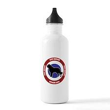 Saint Bernard Bullseye Water Bottle