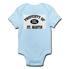 Property of St. Martin Infant Creeper