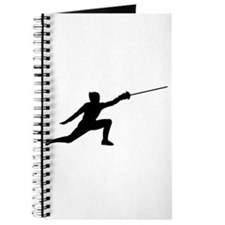 Fencing Lunge Journal