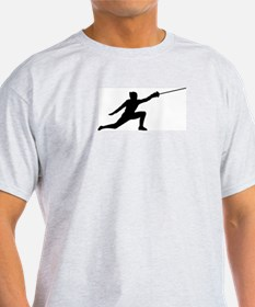 Fencing Lunge T-Shirt