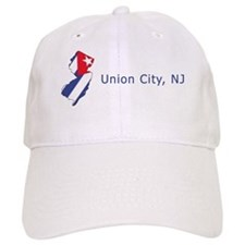 Union City, NJ Baseball Cap
