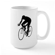 Cycling Silhouette Mug