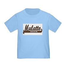 """""""Mulatto - Authentic Mix"""" Toddler Tee"""