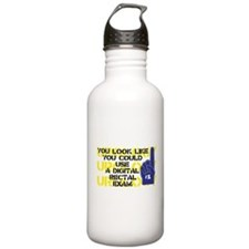 Unique Prostate cancer Sports Water Bottle