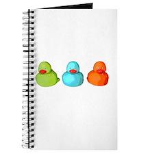 Three Rubber Ducks Journal