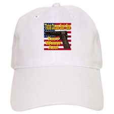These Colors Don't Run They Whoop Ass! Baseball Cap