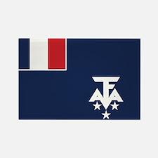 TAAF Flag Rectangle Magnet