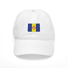 Madeira Flag Baseball Cap