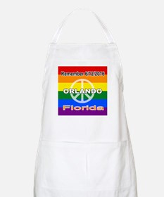 Remember 6/12/2016 Orlando, Florida Apron