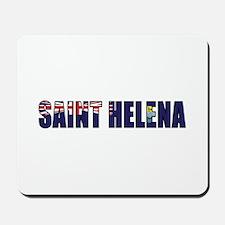 Saint Helena Mousepad