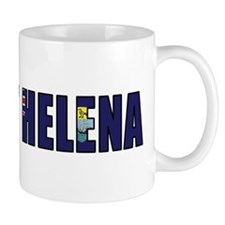 Saint Helena Small Mug