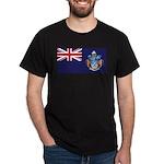 Tristan Flag Dark T-Shirt