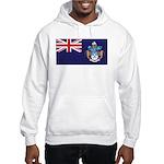 Tristan Flag Hooded Sweatshirt