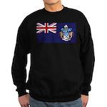 Tristan Flag Sweatshirt (dark)