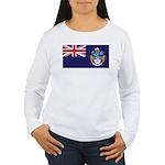 Tristan Flag Women's Long Sleeve T-Shirt