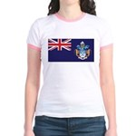 Tristan Flag Jr. Ringer T-Shirt