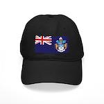 Tristan Flag Black Cap