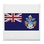Tristan Flag Tile Coaster