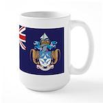 Tristan Flag Large Mug