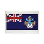 Tristan Flag Rectangle Magnet (100 pack)