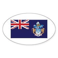 Tristan Flag Decal