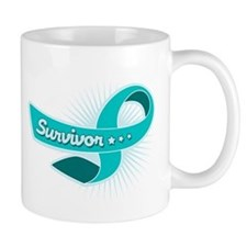 Ovarian Cancer STAR Survivor Mug