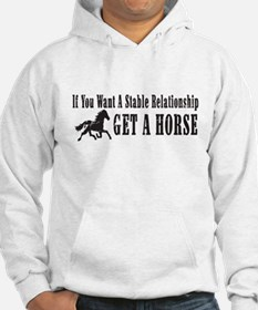 Stable Relationship Jumper Hoody