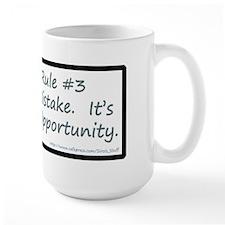 Quilting Rule #3 Mug