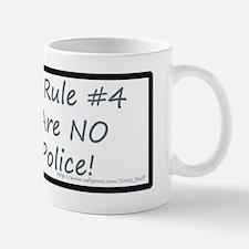 Quilting Rule #4 Mug