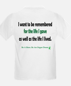 Life Given Kids T-Shirt