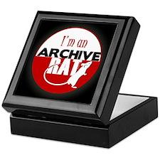 Archive Rat (V2) Keepsake Box