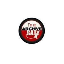Archive Rat (V2) Mini Button