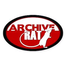 Archive Rat (V2) Decal
