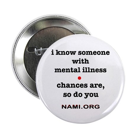 """Help for Mental Health 2.25"""" Button (10 pack)"""