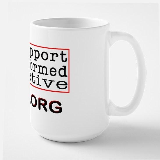 Help for Mental Health Large Mug